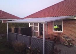 Terrasse overdækning